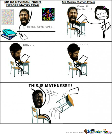 This Is Mathness!