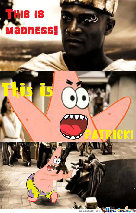 This Is Patrick