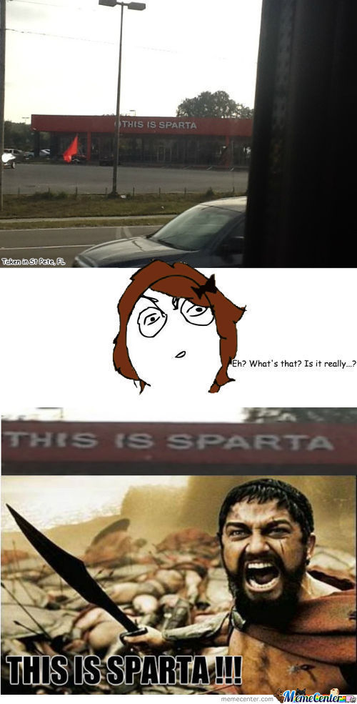 This. Is. Sparta's. Store!!!!