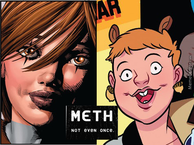 This Is Squirrel Girl Unfortunately Marvel Gave Her A Bad Artist.