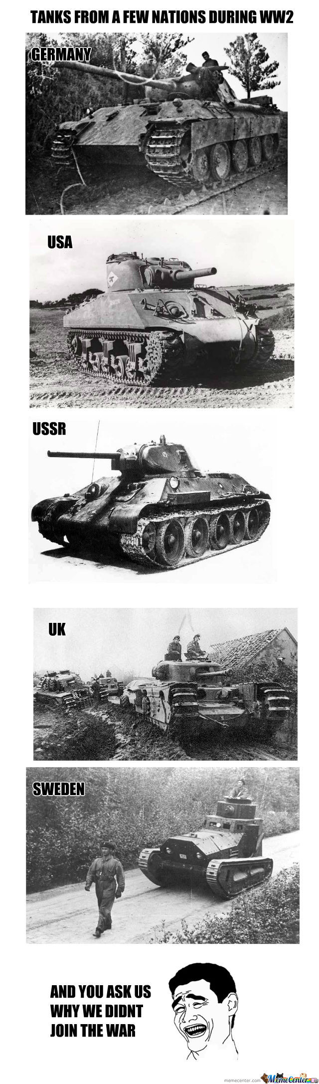 This Is The Reason We Stayed Neutral During Ww2