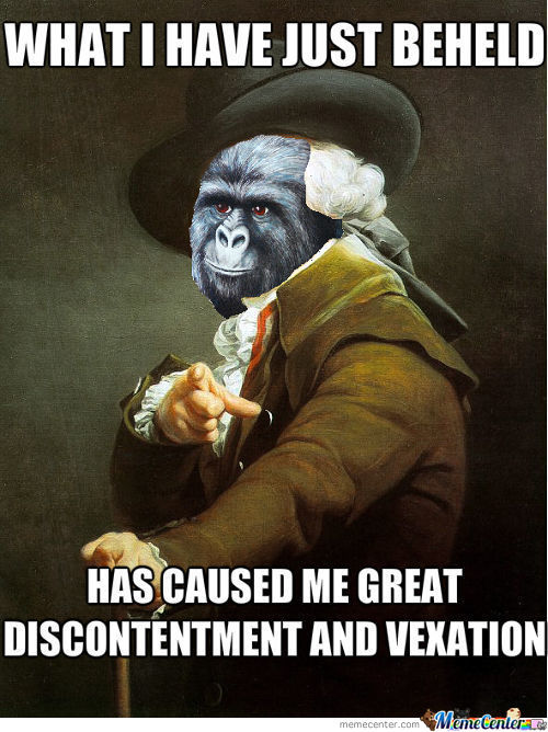 This Is The Story Of My Jimmies, And How They Came To Be Rustled