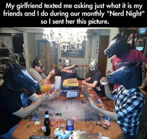 This Is What Real Men Do. Take Notes!
