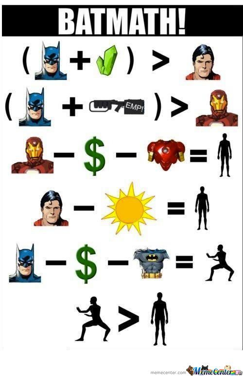 This Is Why Batman Is Awesome