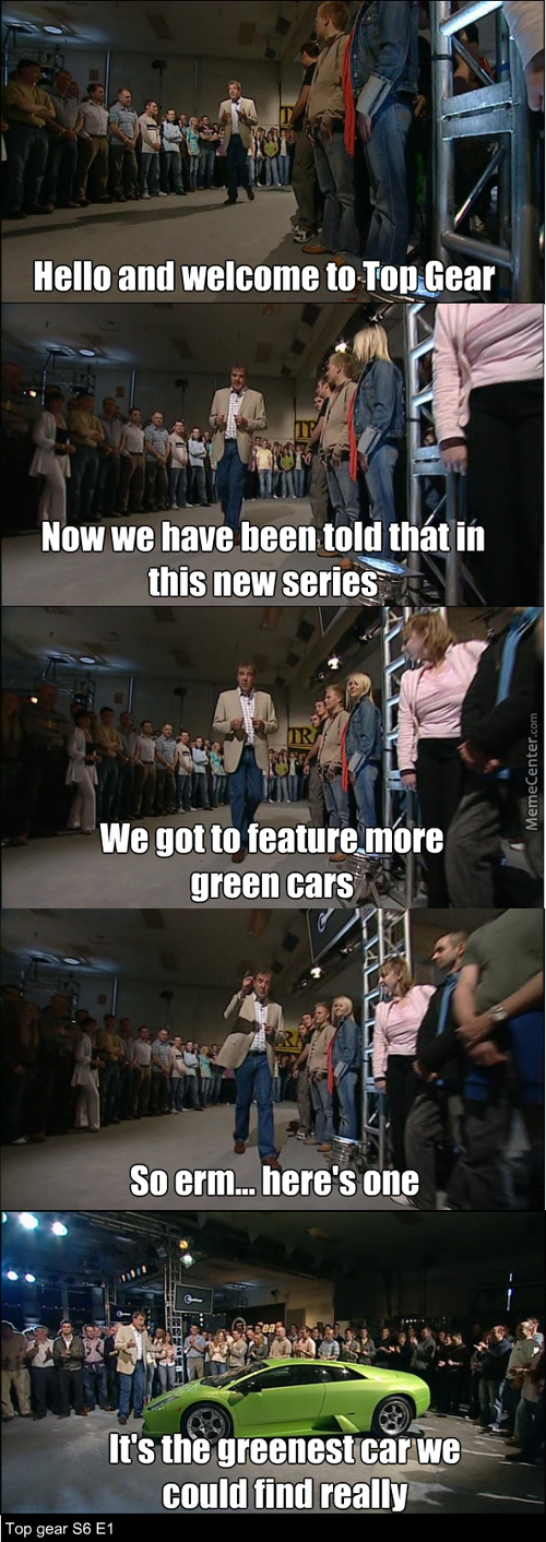 This Is Why I Love Top Gear