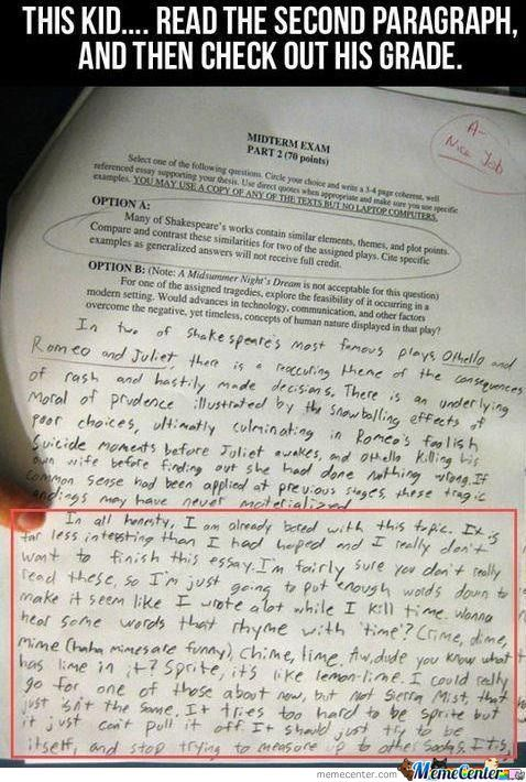 This Kid Is A Genius