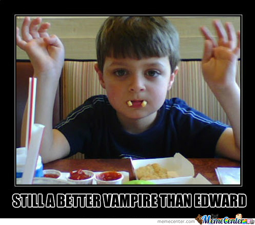 This Kid > Twilight Vamp