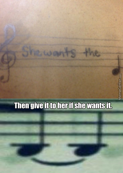 This Music Gets More Aroused By Every Tone.