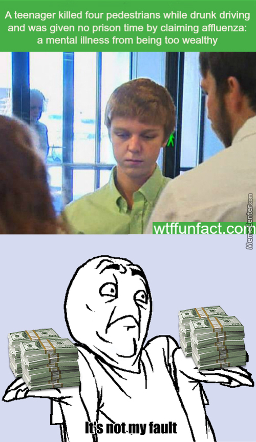 This Poor Guy :( To Be That Rich