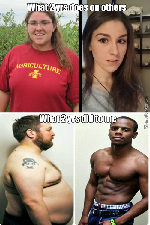 This Right Here Is Why You Don't Make Fun Of Fat People