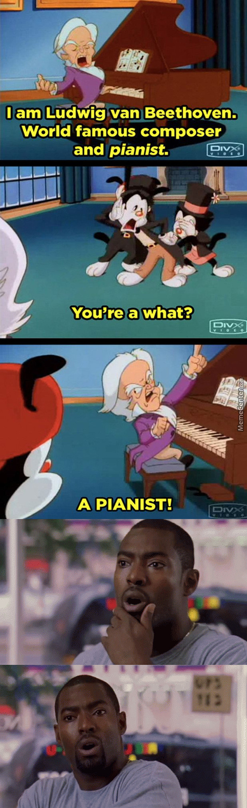 This Show Had Lots Of Adult Humor