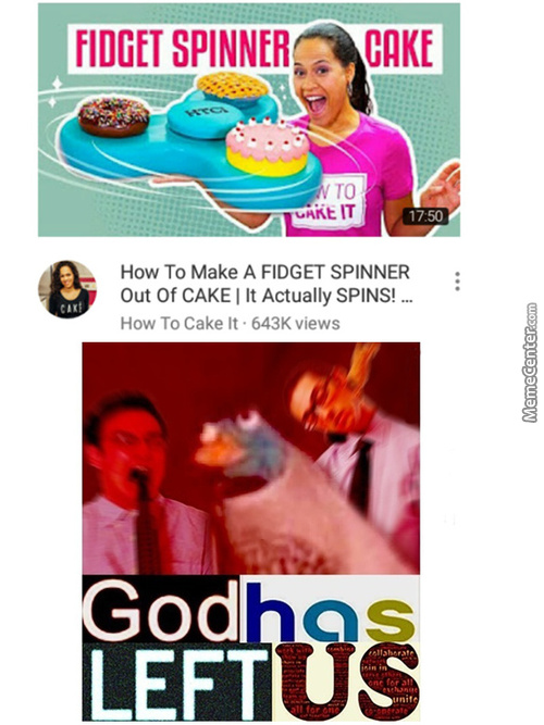 This Was On The Trending Page