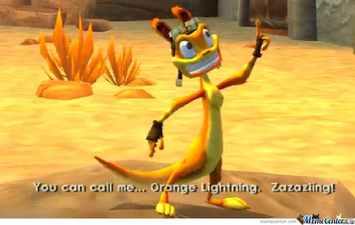 This Was The Best Sentence By Daxter