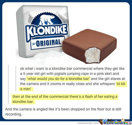 This Would Make Me Buy All Of The Klondik