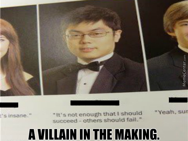 Funny Yearbook Meme : This yearbook quote speaks to me by telina meme center