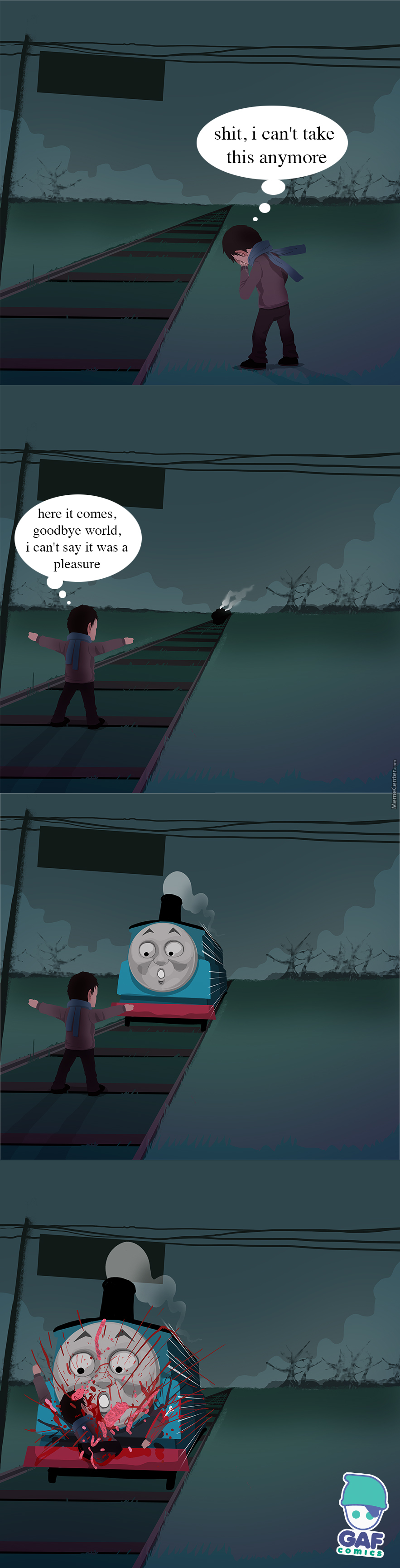 Thomas The Tank Engine Theme Song In The Background] by