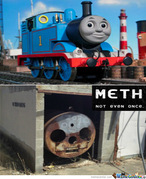 Thomas The Train, What Have You Done ?!