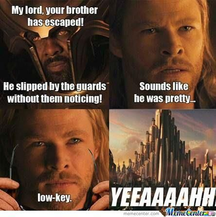 jersey thor memes are thou not entertained