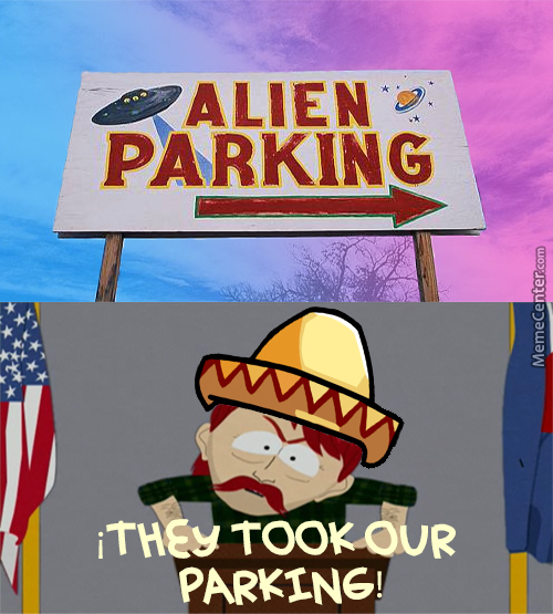 Those Damn Illegal Aliens