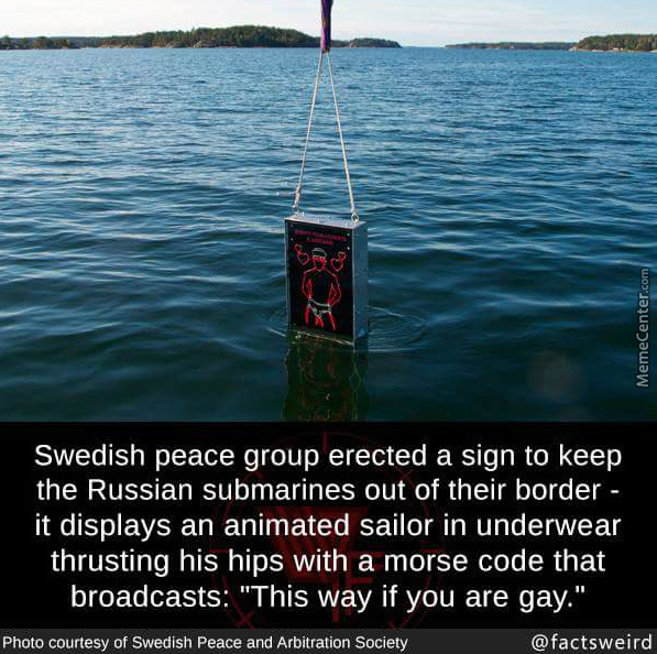 Those Russian Subs Never Stood A Chance