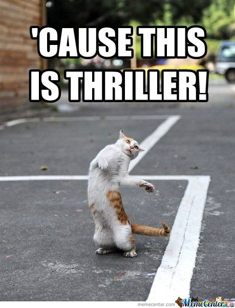 Thriller Cat (Fixed)