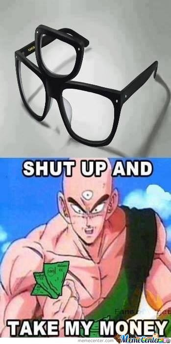 Tien Shinhans Glasses