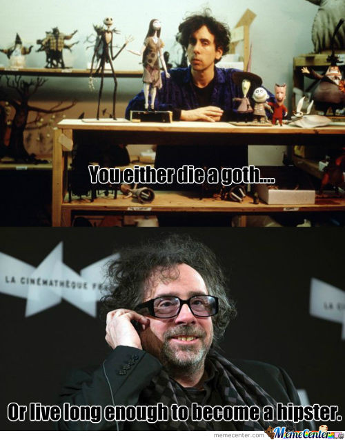 Tim Burton Logic