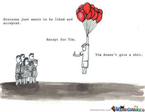 Tim Doesn't Give A...