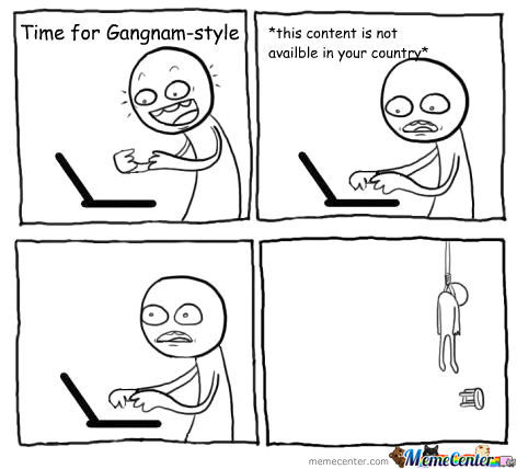 Time For Gangnam-Style