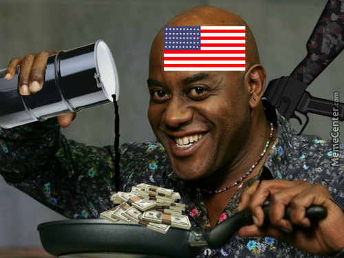 Time To Oil Up With Some Freedom