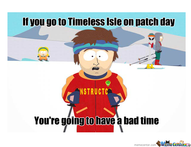 Happy patch day, warcrafters! By lrdofh8 meme center.