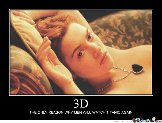 Titanic In 3D