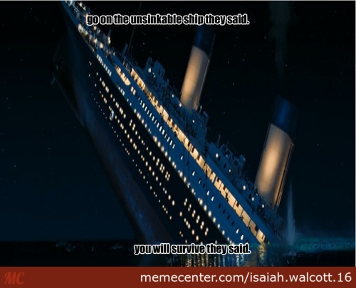 Titanic Was Real