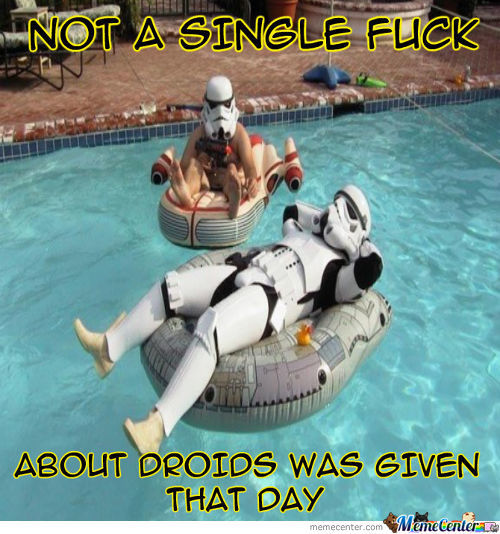 Tk-421, Why Aren't You At Your Post?