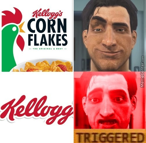 Tmw The Descendants Of Your Favourite Cereal Brand Kidnaps Your Son