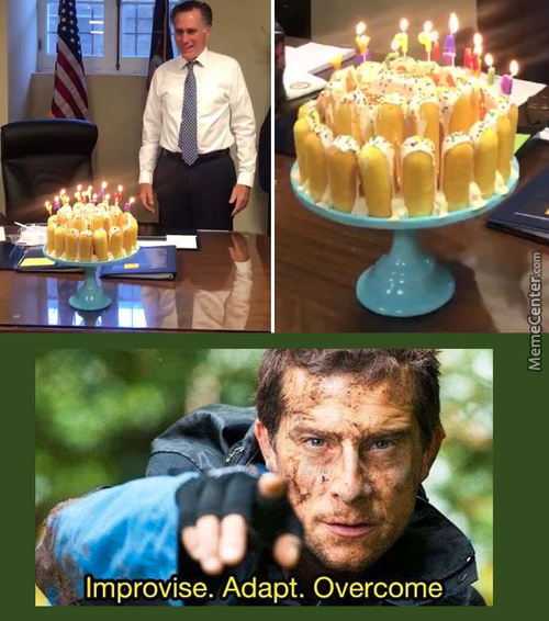 Tmw You Were Supposed To Buy The Cake For Your Boss Birthday