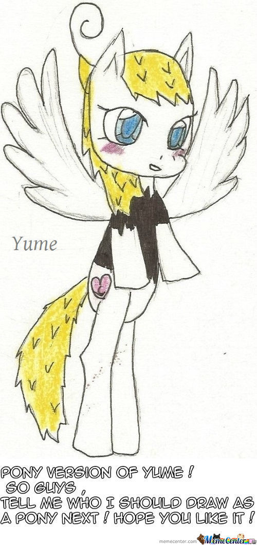 To All Yume's Fans !