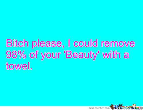 To Some Of You Makeup Addicted People