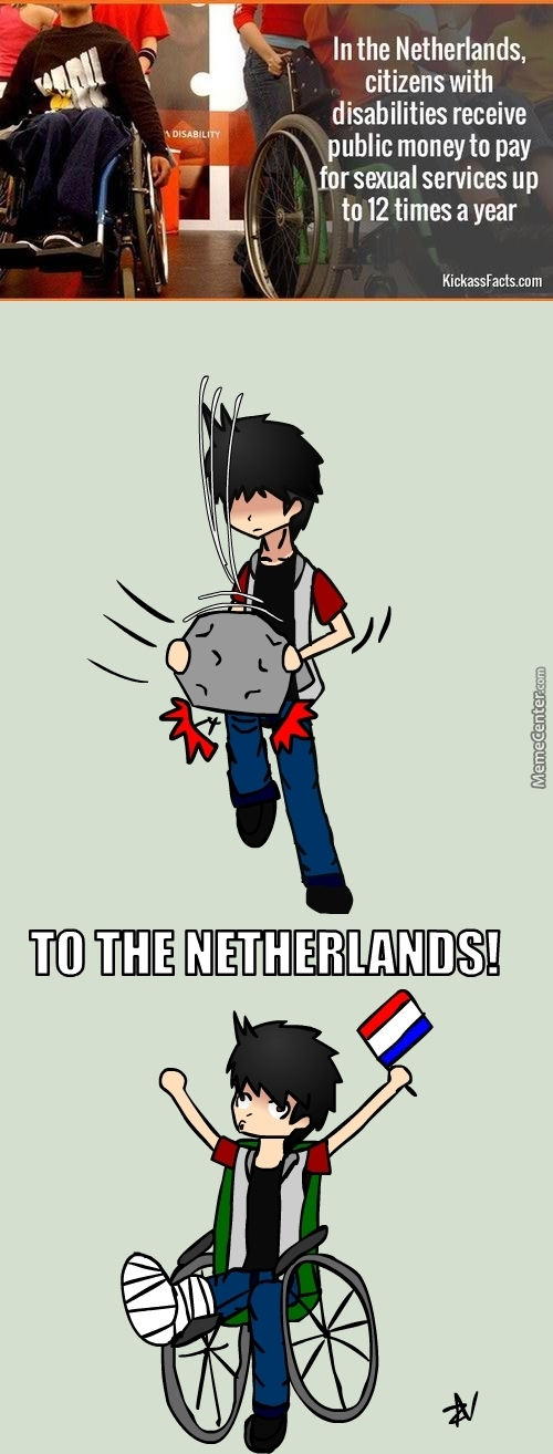 To The Netherlands!