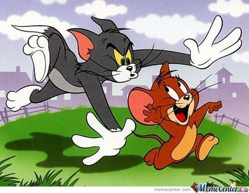 To Think About It We Have Been Watching Porn All Our Life Tom And Jerry Have Ran Around Naked All There Life