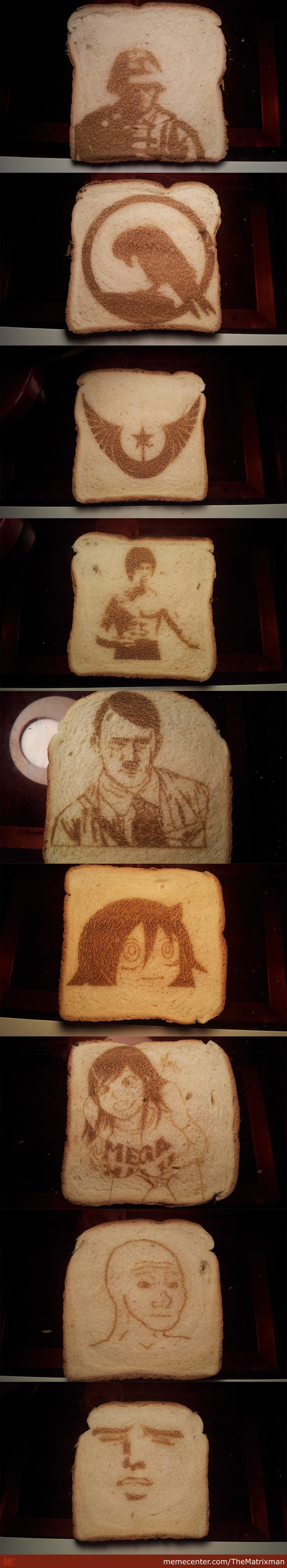 Toasting In Epic Bread