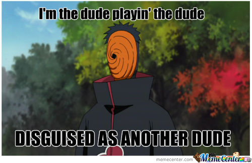 Tobi? Madara? Who?