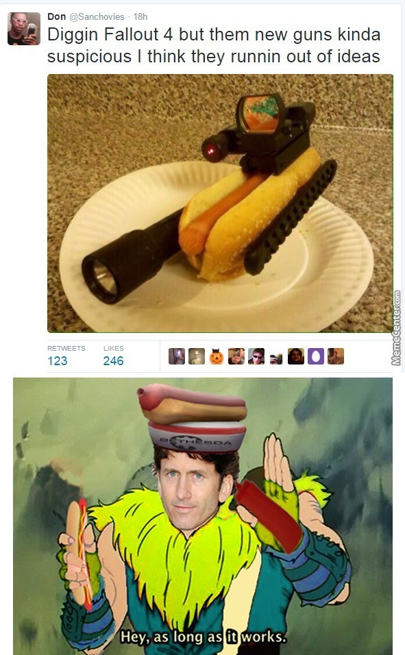todd it just works howard by barcaborn meme center