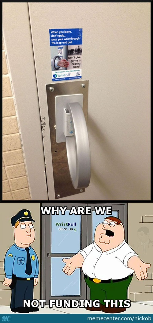 Toilet Doors Of The Future