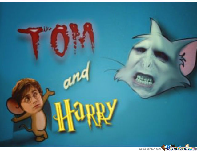 Tom And Harry