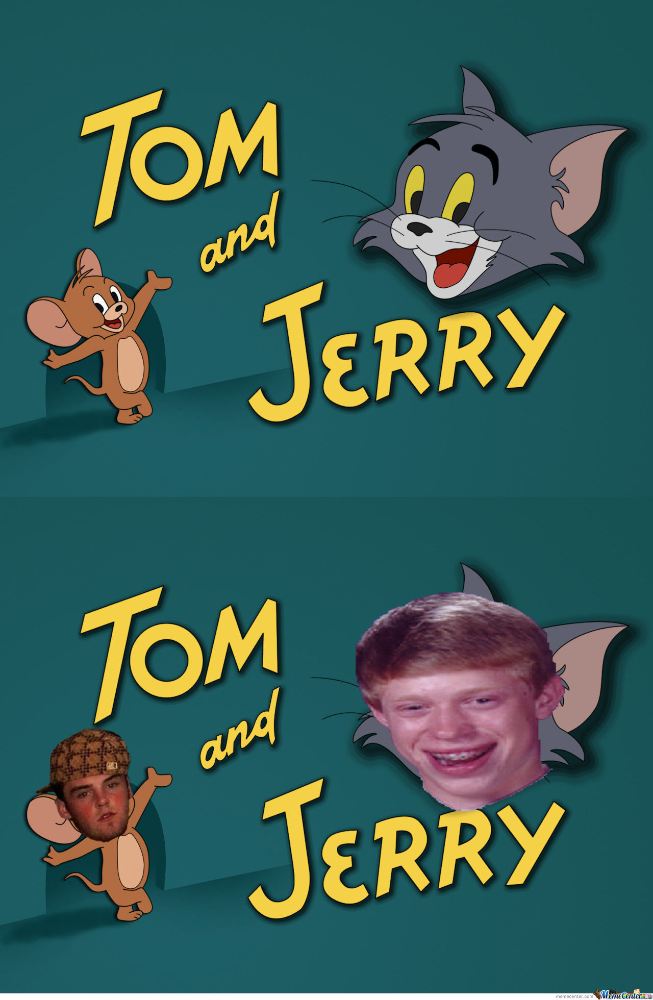 Tom And Jerry's Reality
