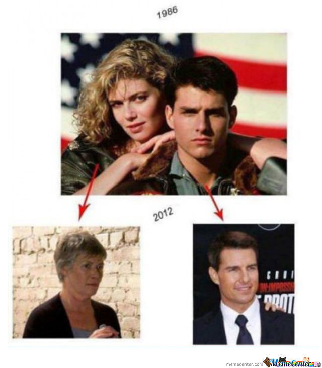 Tom Cruise Is Awesome