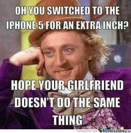 Too All Who Buyed Iphone 5