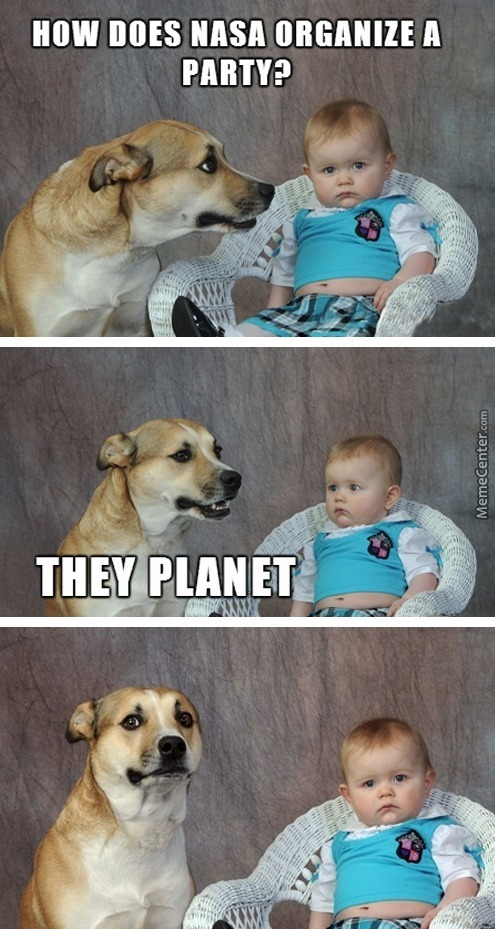 Too Bad Pluto Wasn't Invited