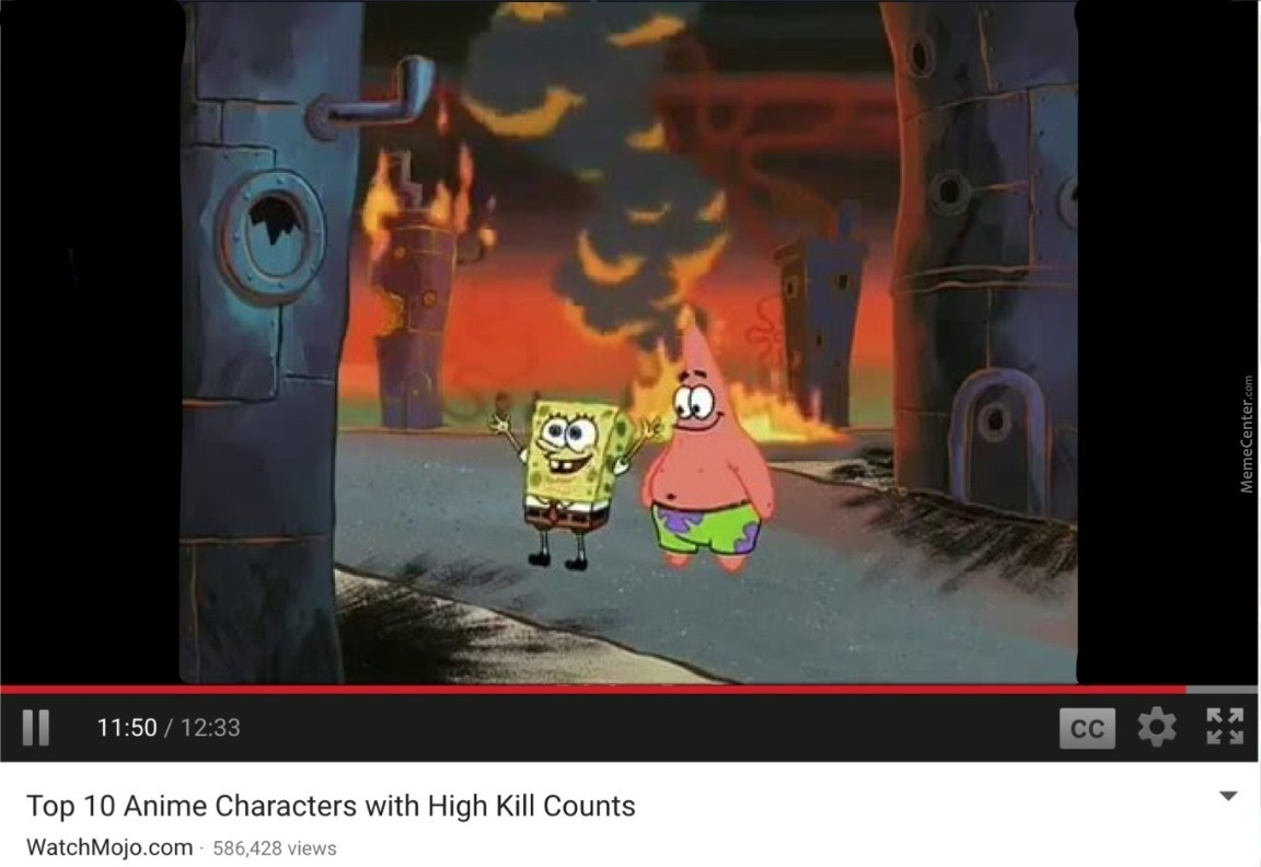 Top 10 anime characters with high kill counts